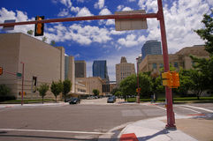 Intersection photos stock