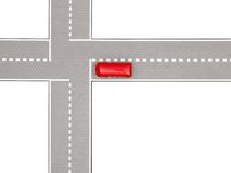 Intersection Stock Photography
