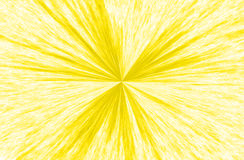 Intersection at point. Abstract background. Yellow. Abstract background. Yellow rays intersect at point. Modern design Royalty Free Stock Image