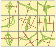 Free Intersections Stock Photography - 4556692