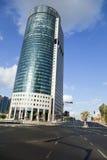 Intersezione del grattacielo Immagini Stock