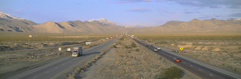 Interstate 15, Stock Photo