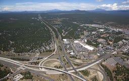 Interstate 17 & 40 Interchange Stock Photo