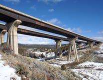 Interstate Bridge Stock Images