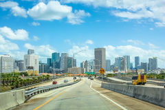 Interstate 95 East Coast Royalty Free Stock Images