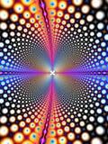 Interstellaire Wormhole Royalty-vrije Stock Afbeelding