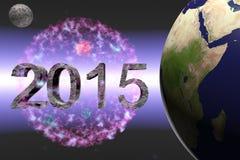 2015 interstellar Royalty Free Stock Photo