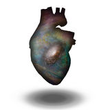 Interstellar Heart Stock Images