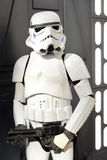 Interstellar stormtrooper - Madame Tussauds London Royalty Free Stock Photos