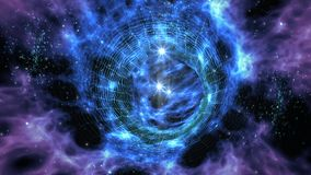 Interstellar wormhole travel