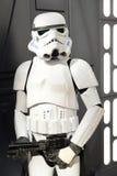 Interstellarer Stormtrooper - Madame Tussauds London Lizenzfreie Stockfotos