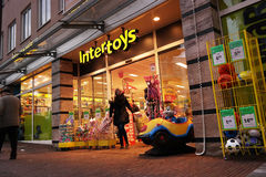 Intertoys-Toyshop Stockfotografie