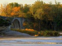 Interurban Bridge Royalty Free Stock Images