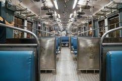 Interurban train in Mumbai Stock Photography
