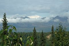 Intervalle d'Alaska Images libres de droits
