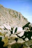 Intervalle de Chalamain d'a de Creag, Cairngorms Photo stock