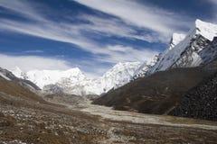 Intervalle de l'Himalaya Photo stock