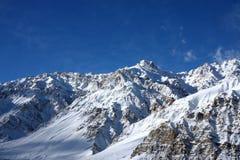 intervalle de l'Himalaya occidental Photographie stock libre de droits