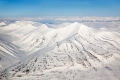 intervalle de montagne Image libre de droits