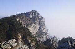 Intervalle de montagne de la Chine Lushan Photo libre de droits