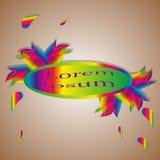 Intervallo dei colori Fotografie Stock Libere da Diritti