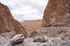 Intervallo dell'Himalaya Immagine Stock Libera da Diritti