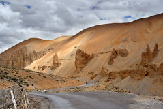 Intervallo dell'Himalaya Immagine Stock