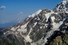 Intervallo di alta montagna Immagine Stock Libera da Diritti