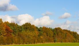 Intervallo di autunno Immagini Stock