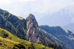 Intervallo di montagna Immagini Stock Libere da Diritti