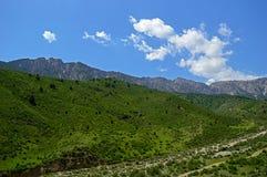 Intervallo di montagna Fotografie Stock