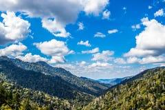 Intervallo di montagna Fotografia Stock Libera da Diritti