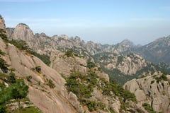 Intervallo di montagna pittoresco Immagini Stock
