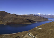 Intervallo himalayano Fotografia Stock