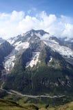 Intervallo principale del Caucaso Immagini Stock