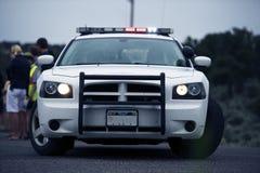 Intervention de police Photographie stock libre de droits