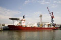 Intervention vessel Royalty Free Stock Photos