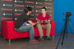 Interview with Ben Gouldstone, Evolution Studios. October 7 2014, Sony - PlayStation launched worldwide a new exciting driving experience: DriveClub, created by Stock Image