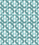 Interweaving seamless pattern. Abstract background of knitted ta Royalty Free Stock Photography
