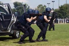 Interwencyjne jednostki Zdjęcie Royalty Free