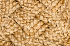 Interwoven Mat Royalty Free Stock Images