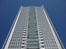 Intesa圣保洛摩天大楼在都灵 免版税库存图片