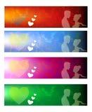 Intestazione adorabile di web Immagine Stock Libera da Diritti