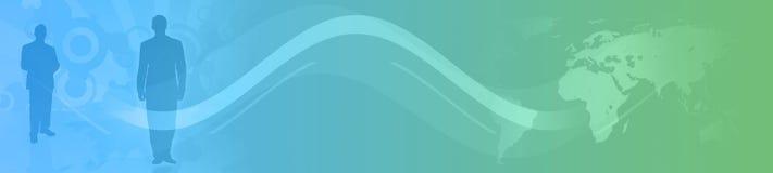 Intestazione - bandiera illustrazione di stock