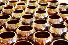Intestino ceramico Immagini Stock