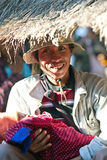 Intha people, Myanmar Royalty Free Stock Image