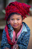 Intha people, Myanmar Royalty Free Stock Photo