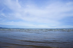 InThailand del cielo del mare Fotografia Stock Libera da Diritti