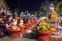 Inthakin Festival. Stock Image