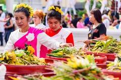 Inthakin Festival. Royalty Free Stock Photos
